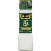 Alessi Sea Salt, Coarse, 5.64 Ounce
