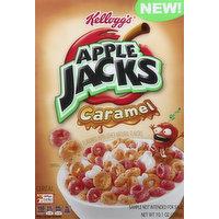 Apple Jacks Cereal, Caramel, 10.1 Ounce
