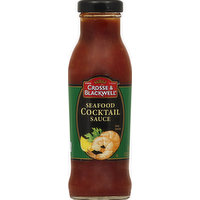 Crosse & Blackwell Cocktail Sauce, Seafood, 12 Ounce