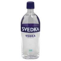Svedka Vodka, Swedish, 750 Millilitre