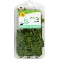 Wild Harvest Mint, Organic, Fresh, 0.75 Ounce