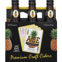 ACE Hard Cider, Pineapple, Sonoma County, 6 Each