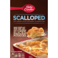 Betty Crocker Scalloped Potatoes, Sliced, 4.7 Ounce