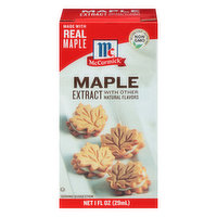 McCormick Maple Extract, 1 Ounce