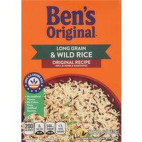 Ben's Original Long Grain & Wild Rice, Original Recipe, 6 Ounce