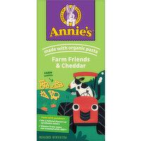 Annie's Pasta & Cheese, Farm Friends & Cheddar, 6 Ounce