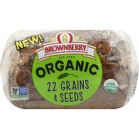 Brownberry Bread, Organic, 22 Grains & Seeds, 765 Gram