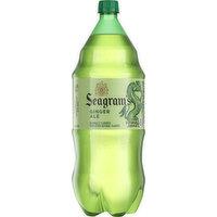 Seagram's Soda, Ginger Ale, 2 Litre