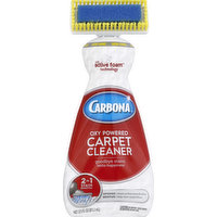 Carbona Carpet Cleaner, Oxy-Powered, 2 in 1, Value Size, 27.5 Ounce
