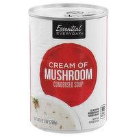 Essential Everyday Condensed Soup, Cream of Mushroom, 10.5 Ounce