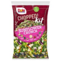 Dole Chopped Kit, Sunflower Crunch, 12.2 Ounce