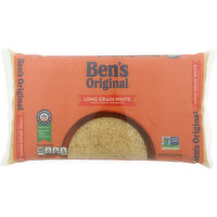Ben's Original Parboiled Rice, Enriched, Original, Long Grain White, 5 Pound