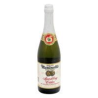 Martinellis Sparkling Cider, 25.4 Ounce