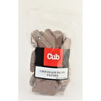 Bulk Chocolate Pecan Patties, 16 Ounce