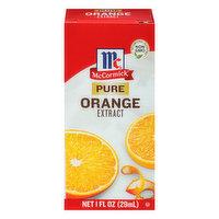 McCormick Orange Extract, Pure, 1 Ounce