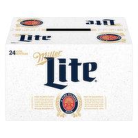 Miller Lite Beer, 24 Each