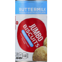 Essential Everyday Biscuits, Buttermilk, Jumbo, 8 Each