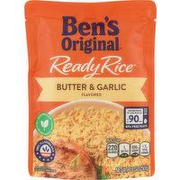 Ben's Original Ready Rice, Butter & Garlic Flavored, 8.8 Ounce