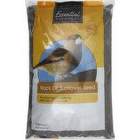 Essential Everyday Black Oil Sunflower Seed, 10 Pound