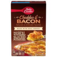 Betty Crocker Potatoes, Cheddar & Bacon, 5.1 Ounce
