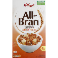 All-bran Cereal, Wheat Flakes, 18 Ounce
