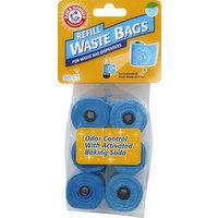 Arm & Hammer Refill Waste Bag, Fresh Scent, 90 Each