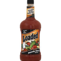 Master of Mixes Mixer, Gourmet, Bloody Mary, Loaded, 59.2 Ounce