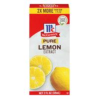 McCormick Lemon Extract, Pure, 2 Ounce