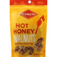 Diamond Walnuts, Hot Honey, 4 Ounce