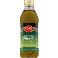 Bella Olive Oil, Extra Virgin, Cold Pressed, 17 Ounce