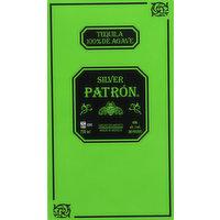 Patron Silver Tequila, 750 Millilitre