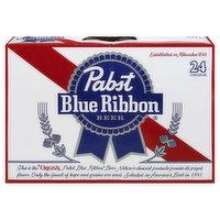Pabst Beer, Original, 24 Each