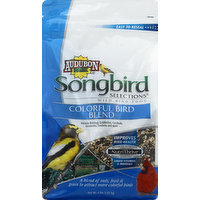 Audubon Park Wild Bird Food, Colorful Bird Blend, 4 Pound