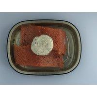 Cub Atlantic Salmon with Lemon Dill Butter, 1 Pound