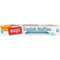 Bays English Muffins, Sourdough, 6 Each