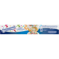 Entenmann's Cupcakes, Party Creme Filled, 8 Pack, 8 Each