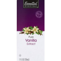 Essential Everyday Vanilla Extract, Pure, 1 Ounce
