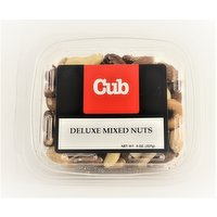 Bulk Deluxe Mixed Nuts, 8 Ounce