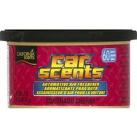 California Scents Air Freshener, Automotive, Coronado Cherry, 1.5 Ounce