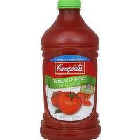 CAMPBELLS Tomato Juice, Low Sodium, 64 Ounce