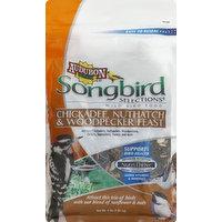 Audubon Park Wild Bird Food, Chickadee, Nuthatch & Woodpecker Feast, 4 Pound