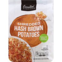 Essential Everyday Hash Brown Potatoes, Shredded, 30 Ounce