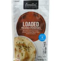 Essential Everyday Mashed Potatoes, Loaded, 4 Ounce