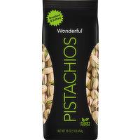 Wonderful Pistachios Pistachios, Roasted & Salted, 16 Ounce