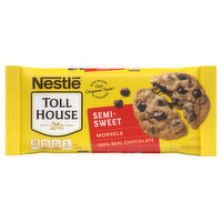 Toll House Morsels, Semi-Sweet, 12 Ounce