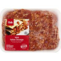 Cub Italian Sausage, Mild, 16 Ounce