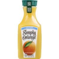 Simply Orange 100% Juice, Orange, 52 Ounce