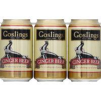 Gosling's Ginger Beer, 6 Each