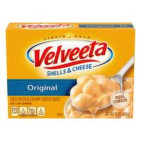 Velveeta Shells & Cheese, Original, 12 Ounce