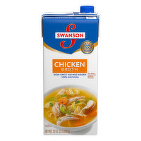Swanson Chicken Broth, 32 Ounce